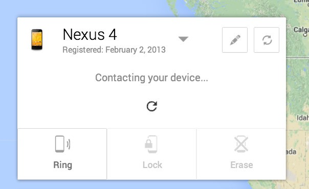 Google adds remote lock and password reset features to Android Device Manager