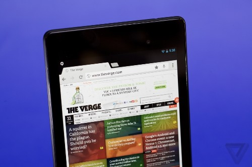 Google puts the Nexus 7 on sale four days early