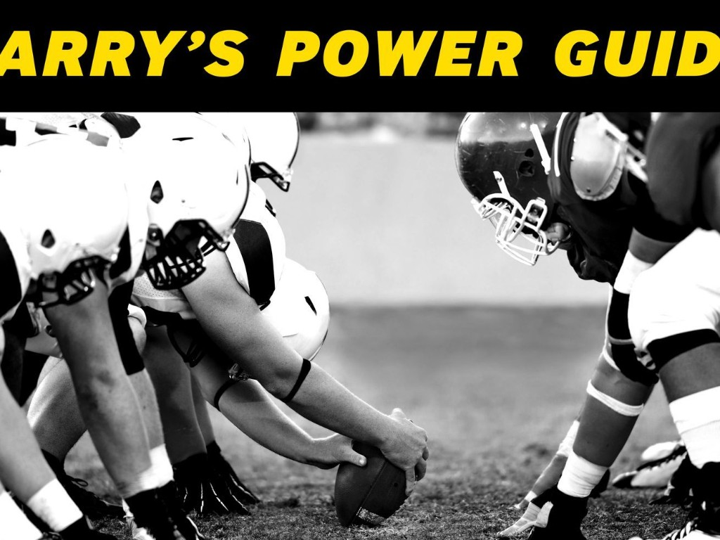 2020 Parry's Power Guide: Predicting the first week of high school football games
