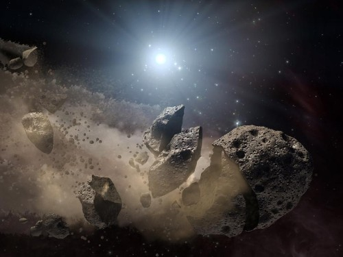 NASA teams up with Planetary Resources to launch asteroid-finding contest next year
