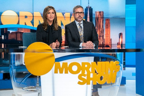 The Morning Show's executive producers felt like early reviews were an 'attack on Apple'