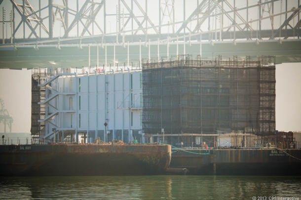 Google confirms it owns mystery barges, hints they'll be interactive spaces for 'new technology'