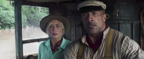 New trailers: Jungle Cruise, Pixar's Onward, a new Walking Dead spinoff, and more