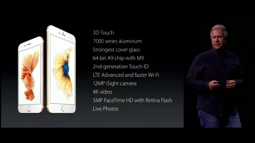 The new iPhone still starts at only 16GB of storage