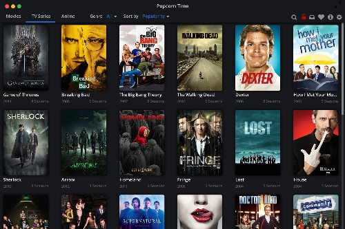 The most popular Popcorn Time fork has been shut down