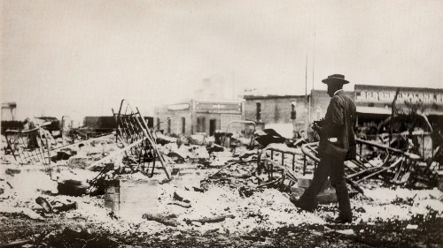 Black Wall Street: The African American Haven That Burned and Then Rose From the Ashes