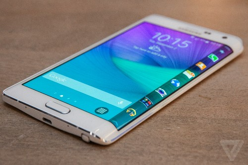 Samsung's Galaxy Note Edge is now available from Verizon