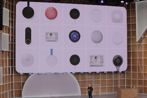 Google just renamed its smart home brand to Google Nest