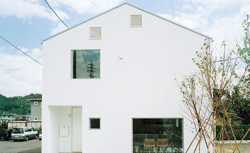 Prototype prefab: Muji unveils the no-clutter Window House