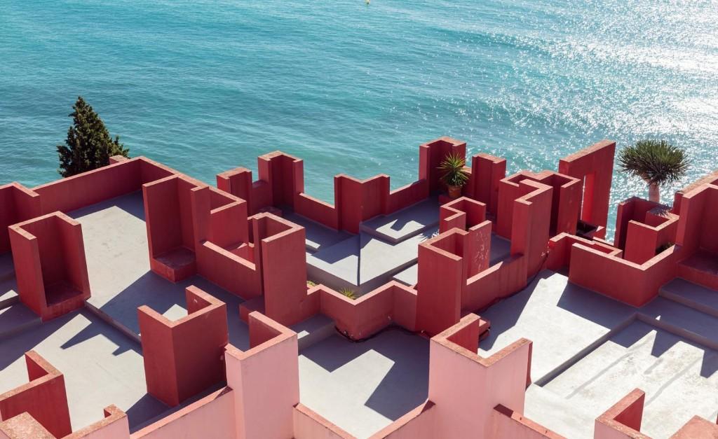 Sebastian Weiss offers a window into Ricardo Bofill's fortress