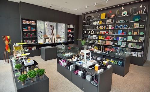Small wonder: London's new Design Museum opens its bijou boutique