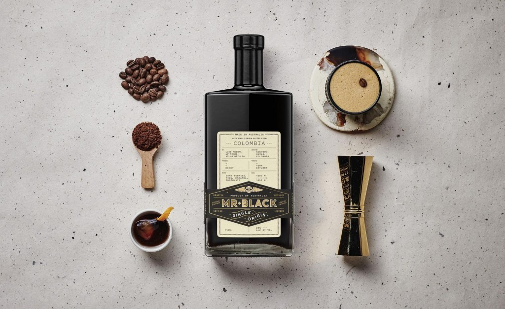 Wake up your drinks cabinet with cold press coffee liqueur