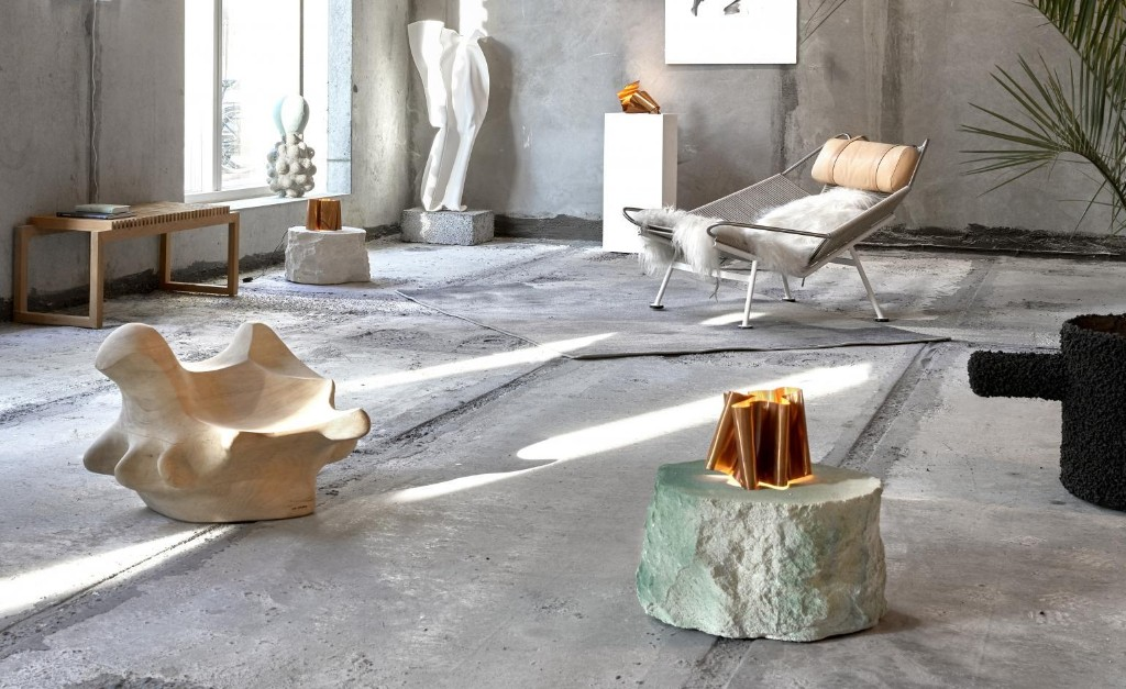 Copper feel: Lumière Bricoleur turns scrap metal into sculptural lamps