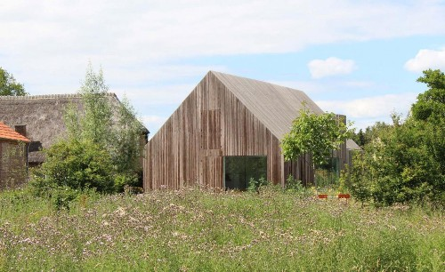 Van Gogh's The Potato Eaters inspires architect Julius Taminiau's Dutch monument to rural life
