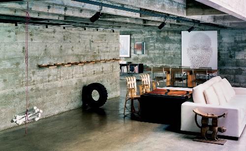 Paulo Mendes da Rocha's São Paulo house for art dealer Eduardo Leme