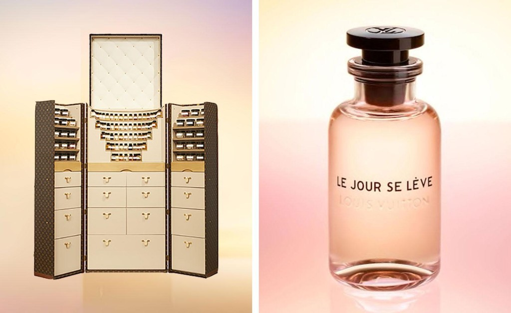 Travel the world (from home) through scent with Louis Vuitton