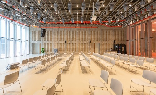 Renzo Piano's first ever school building revealed in Shenzhen