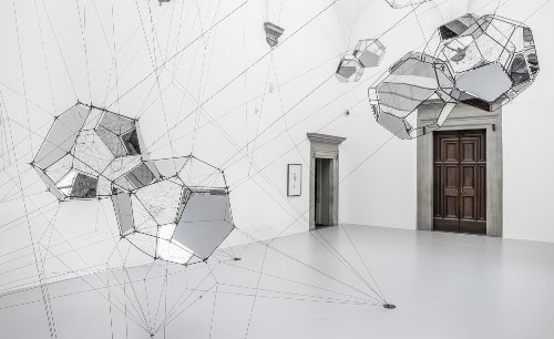Deep web: Tomás Saraceno mines the symbolism of spiders at Palazzo Strozzi