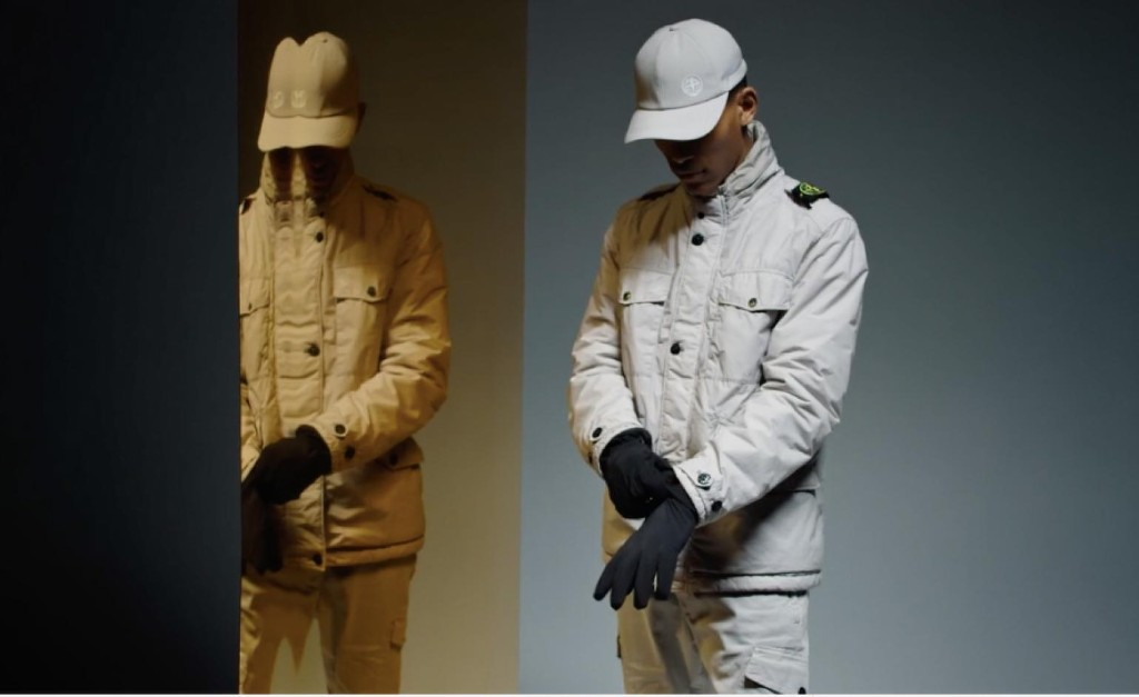 Stone Island unveils its new high-tech collection
