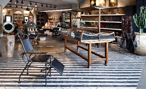Industrial revolution: Istanbul's latest concept boutique sets up shop in a converted garage