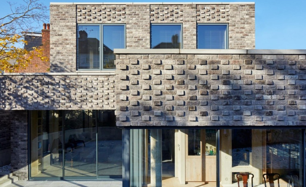 Platform 5 designs contemporary North London home in tricky infill plot