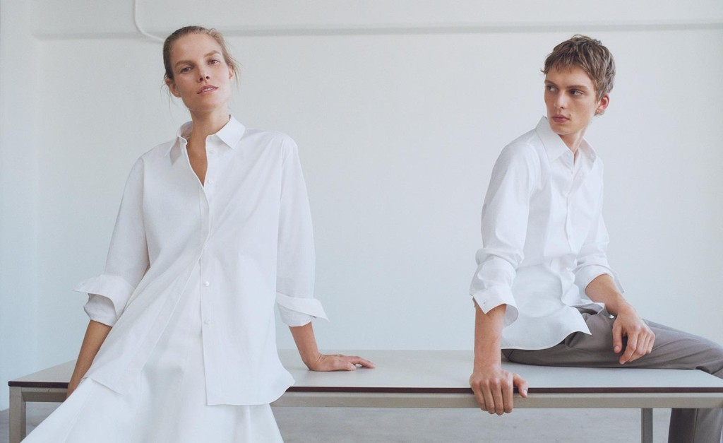 Fine quality: Theory launches Good Cotton collection