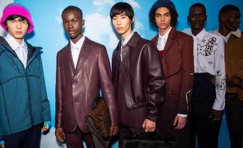 Louis Vuitton A/W 2020 Paris Fashion Week Men's