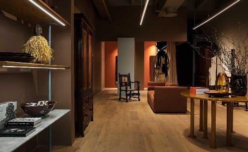 Tiaan Nagel's art collector-inspired store in Johannesburg
