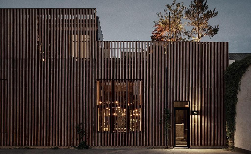 Light box: a Copenhagen photographer gives a former garage a bright future