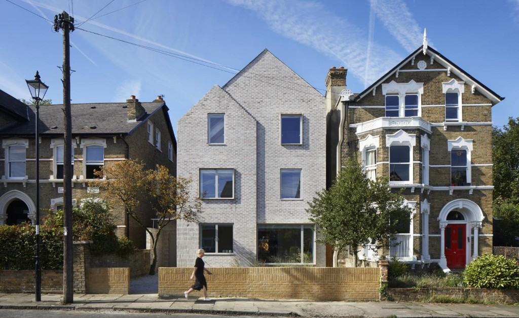 1950s South London home transformed into 'house-within-a-house'