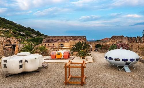 Box set: a Marseilles sculpture park is putting the fabulous back into prefab