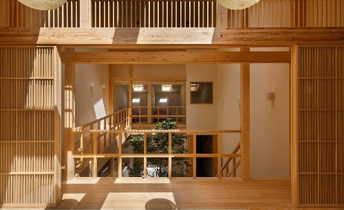 Modern Japanese houses inspiring minimalism and avant-garde living