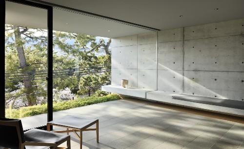 Japanese architect Go Fujita designs a concrete live/work space for himself