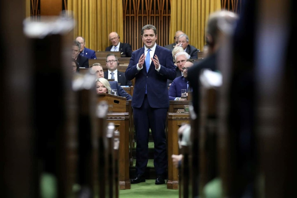 Canada's oil-loving Conservatives bet on climate change indifference