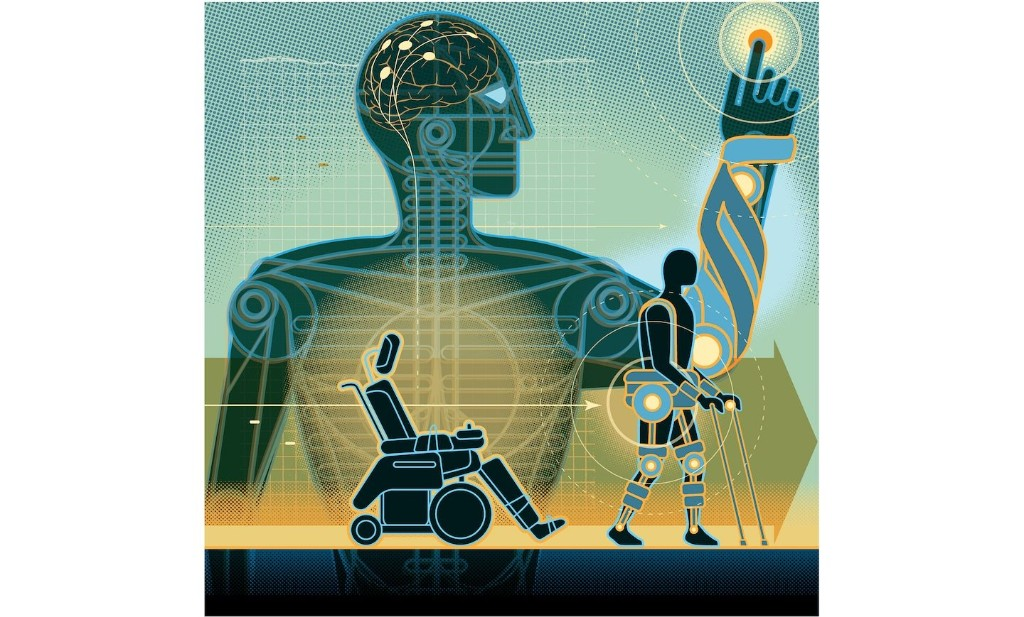 Spinal cord injury patients can imagine resuming many activities because of new technologies