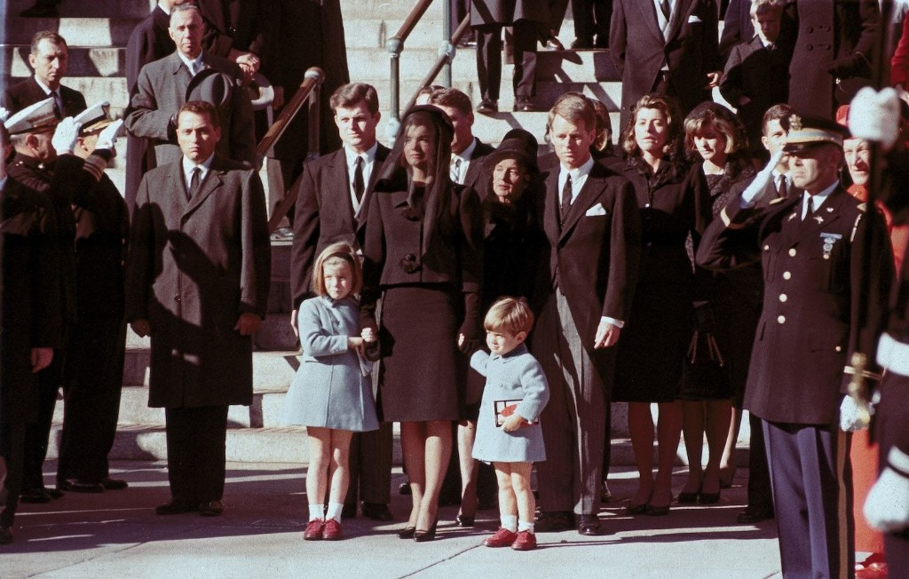 The Kennedys have endured tragedy and untimely deaths. Now it has happened again.