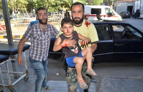 Syria's children starve as America looks on