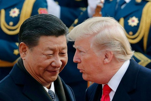Trump signs order to protect U.S. networks from foreign espionage, a move that appears to target China