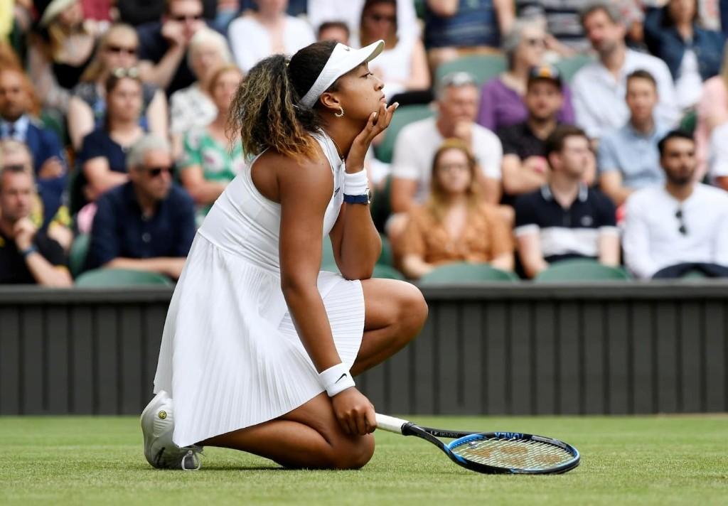 Osaka Crashes Out of Wimbledon