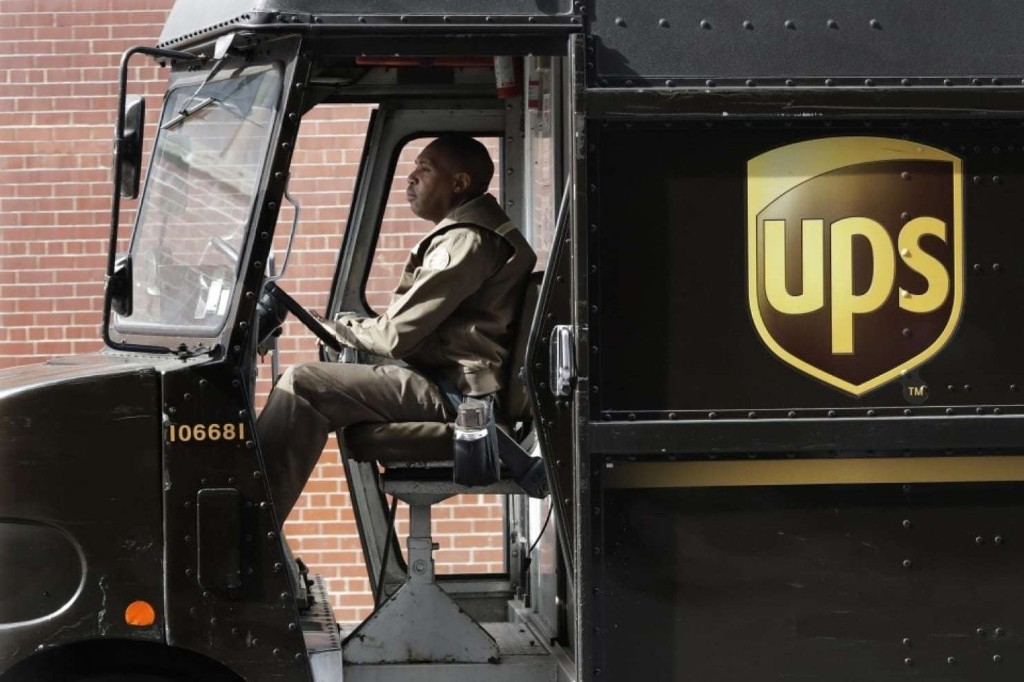 UPS will freeze pensions for thousands of nonunion employees