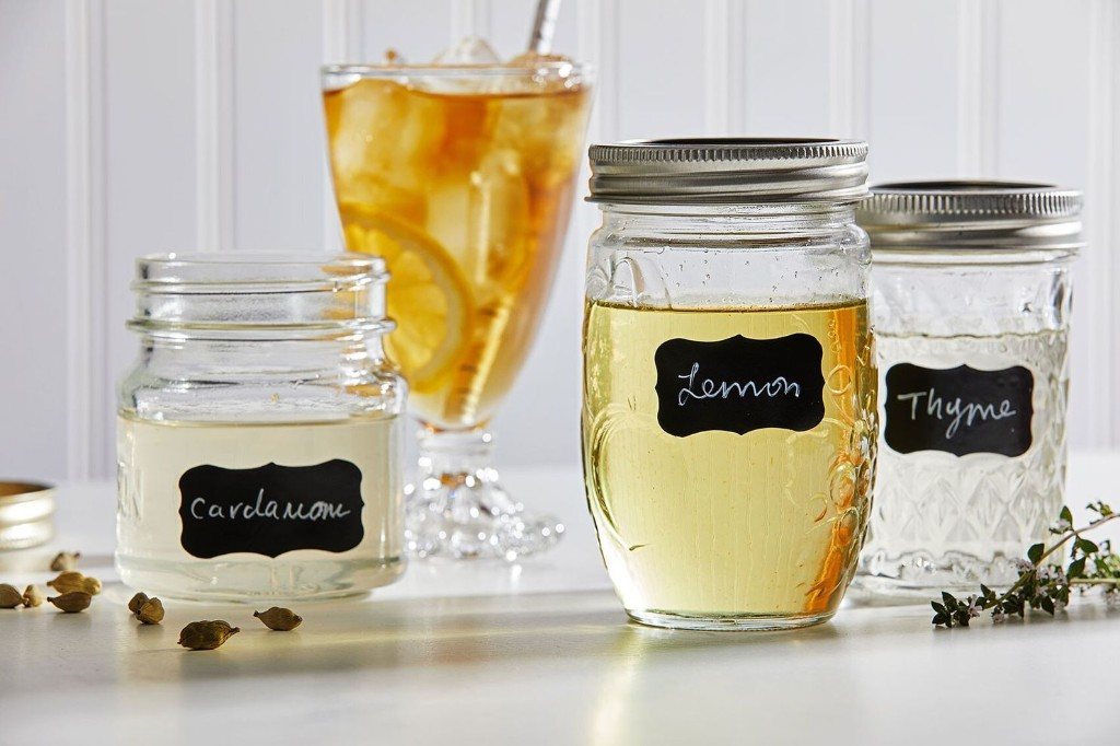 Making simple syrup really is easy. Here's how to jazz it up with infused flavors.