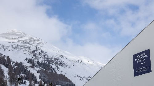 In Davos, a search for meaning with capitalism in crisis
