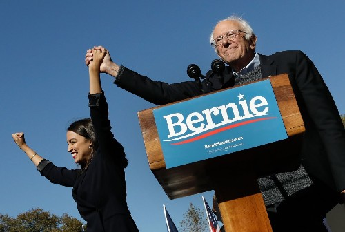Alexandria Ocasio-Cortez and Ilhan Omar's Sanders endorsements matter — and not just to him