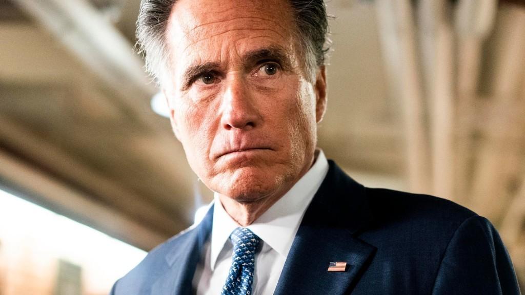Romney looms as a key vote in GOP's Hunter Biden push