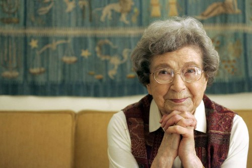 Beverly Cleary on turning 100: Kids today 'don't have the freedom' I had
