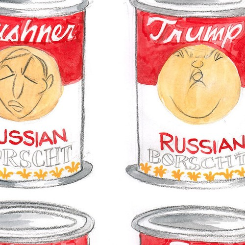 The many connections between the Trump presidency and Russia