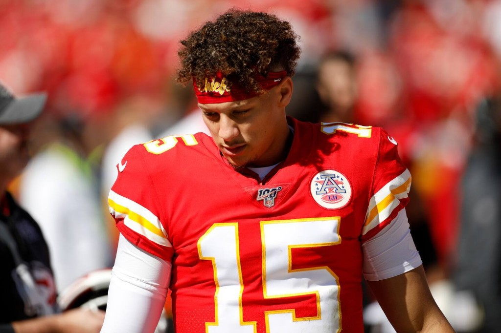 NFL teams have unlocked the secret to beating Patrick Mahomes and the Chiefs