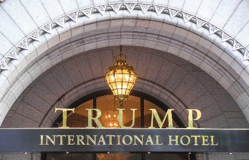 Appeals court revives lawsuit saying Trump is violating the Constitution by doing business with foreign governments