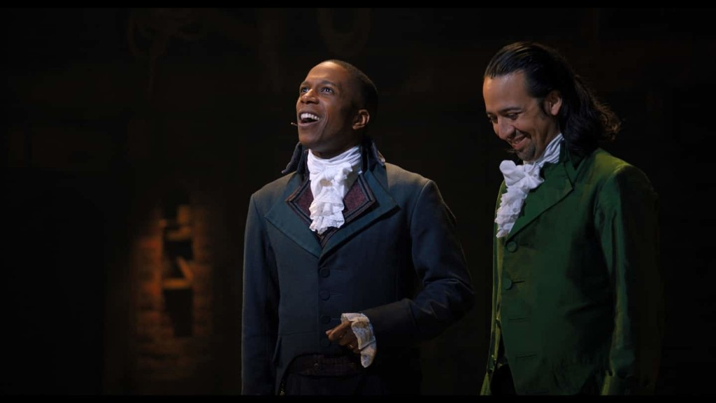 'Hamilton' wasn't just timely. It's timely over and over again.