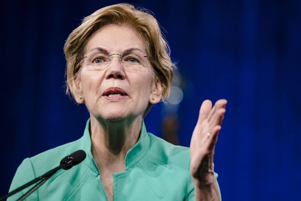 Warren says her brother's coronavirus death 'feels like something that didn't have to happen'